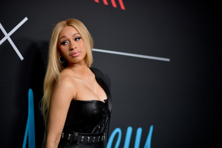 Cardi B Fired Former Manager for Allegedly Pocketing Money Behind Her Back