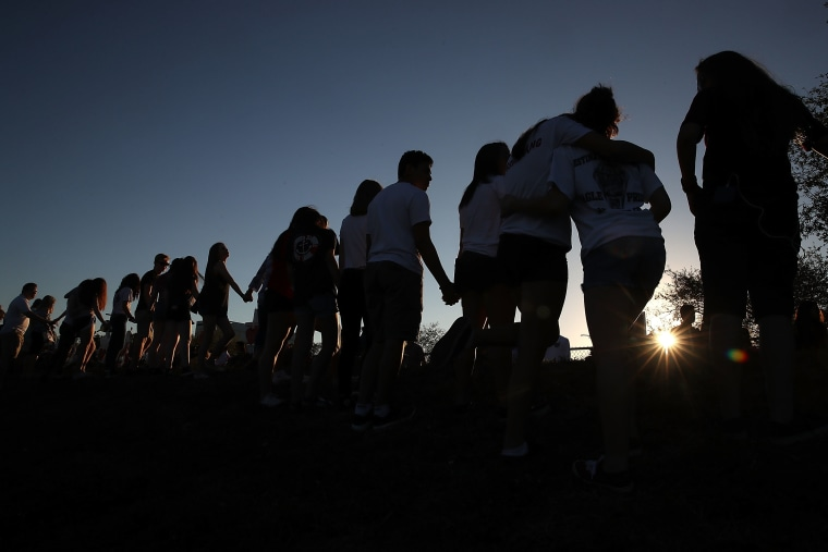 Teen survivors of Parkland shooting plan national walk out