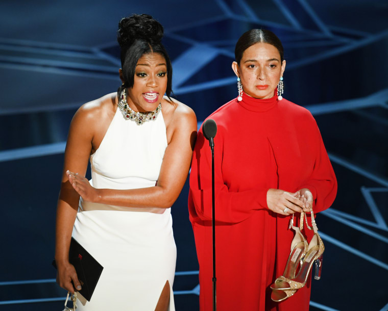 "Tiffany Haddish would ""love"" to host the Oscars in 2019"