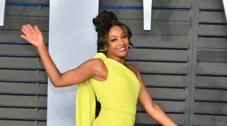 Tiffany Haddish claims unknown actress bit Beyonce at a party