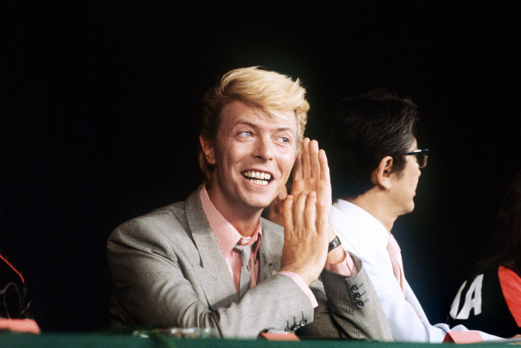 David Bowie's Final Album Inspired An Instagram Miniseries
