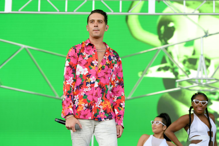 """G-Eazy """"embarrassed and apologetic"""" following arrest in Sweden"""