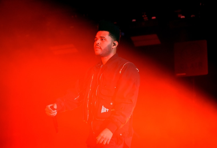 "The Weeknd ditched an entire album of ""upbeat"" music before <i>My Dear Melancholy</i>"