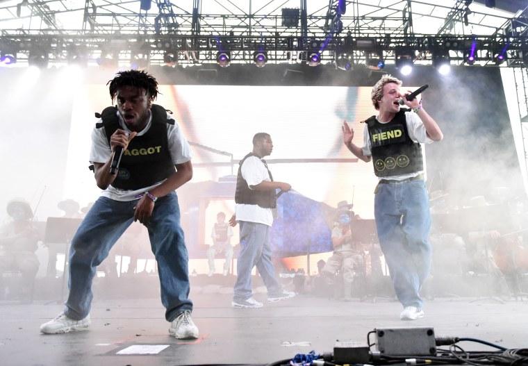 BROCKHAMPTON's summer tour is back on