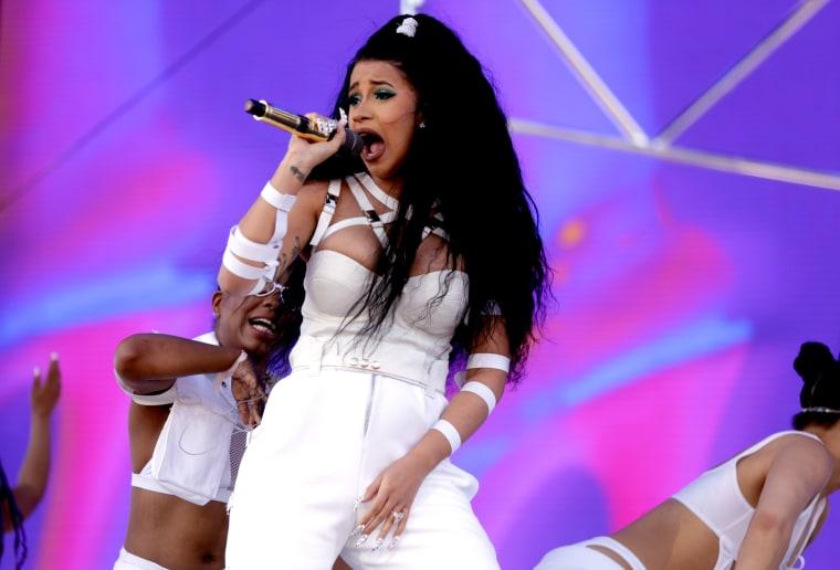 Cardi B Countersues Former Manager, Claims