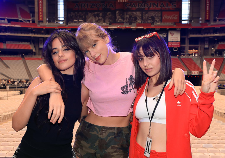 Charli XCX debuted a new song on the opening night of Taylor Swift's tour