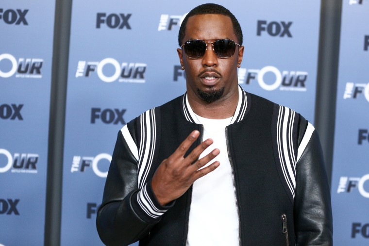 Diddy criticizes lack of black CEOs in the entertainment industry