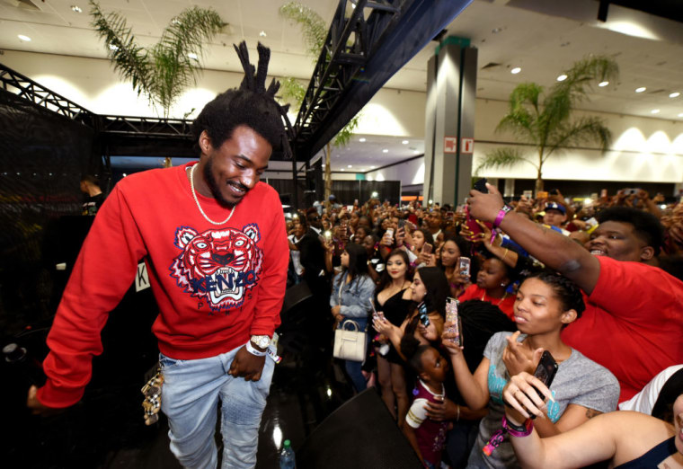 Mozzy reportedly arrested in Las Vegas on gun charge