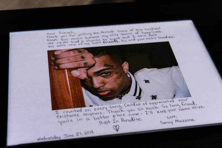 XXXTentacion reportedly signed a $10 million record deal before his death