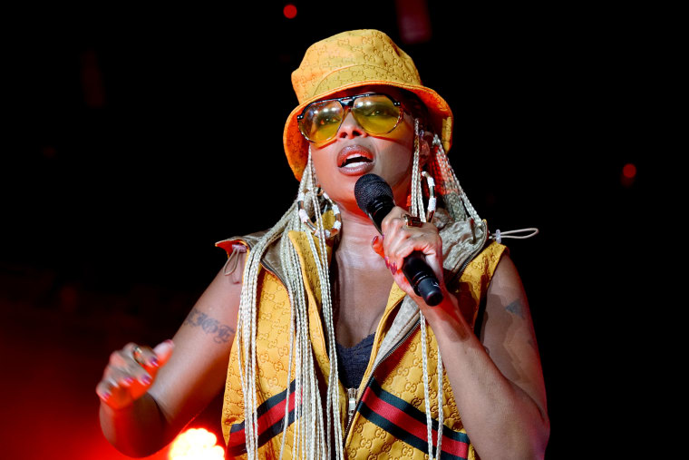"Hear Mary J. Blige's new song ""Only Love"""