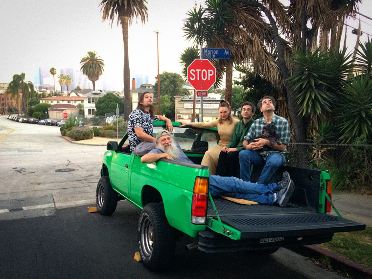 """Gun Outfit debuts """"Landscape Painter,"""" another intoxicating psych ballad"""