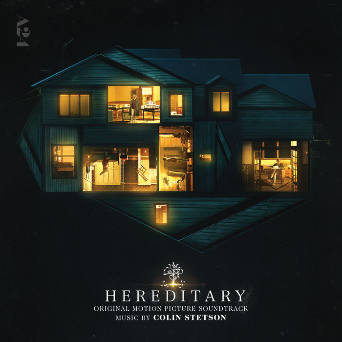 Listen to a spooky track from <i>Hereditary</i>, the scariest movie of the year