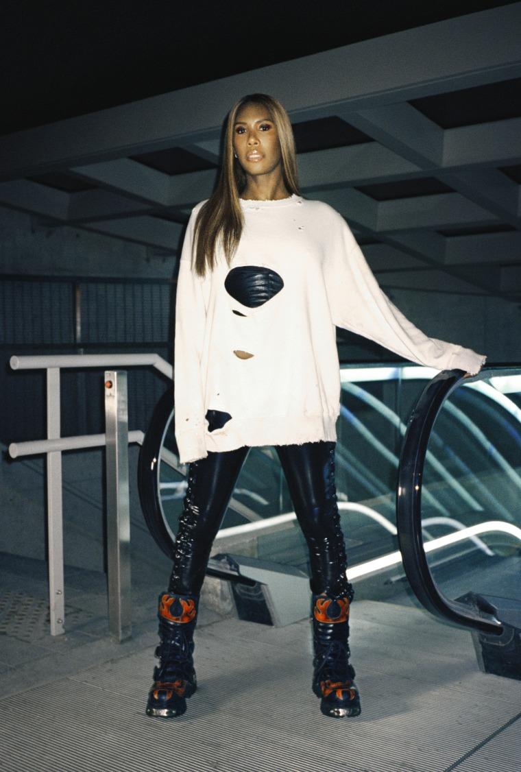 Honey Dijon pays tribute to U.K. rave group 808 State on dreamy new single