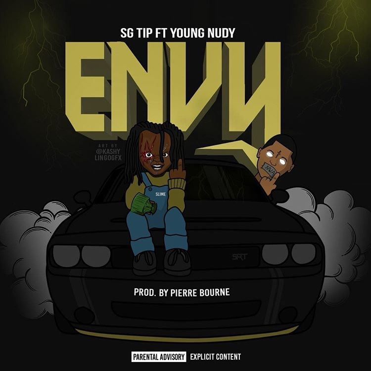 Lose your shit to this new song from SG Tip and Young Nudy