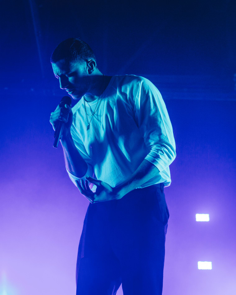 dvsn Brought Out Drake And Majid Jordan For Their Special Sept 5th Show