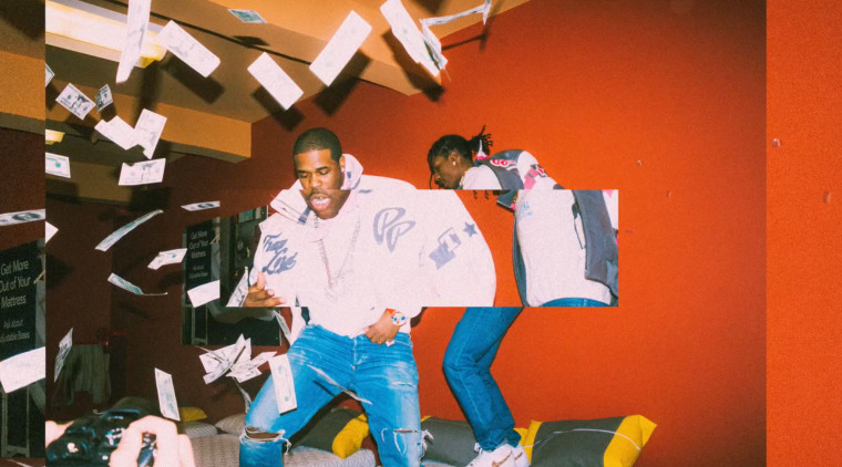 """Watch A$AP Ferg and A$AP Rocky wearing Louis Vuitton x Supreme and more in """"Mattress"""" video"""