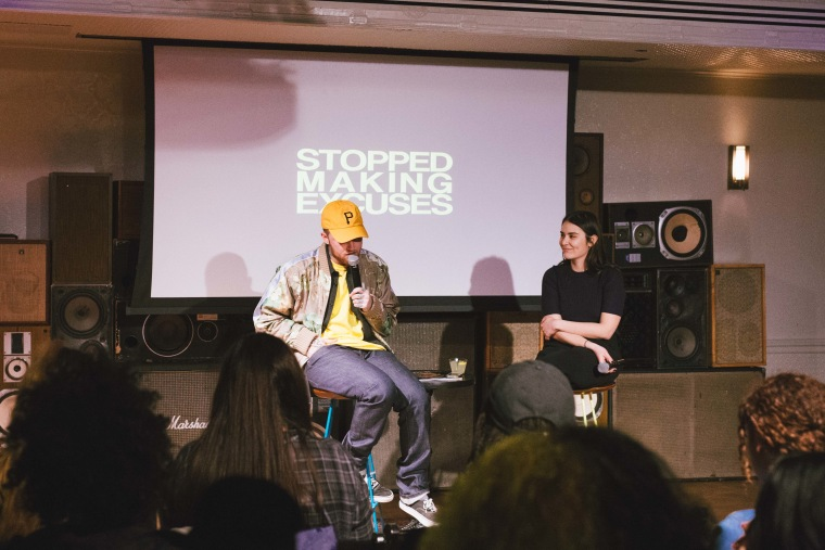 Here's What Happened At The Screening Of Our Mac Miller Documentary