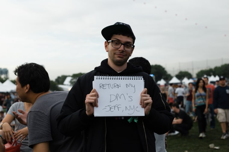 Messages From Governors Ball Fans To Drake