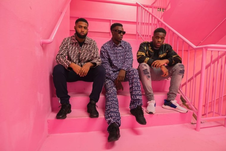 Belly Squad and Faze Miyake suit up in their sharp new video