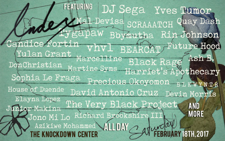 A New Festival Will Showcase Black And Latinx Artists This February
