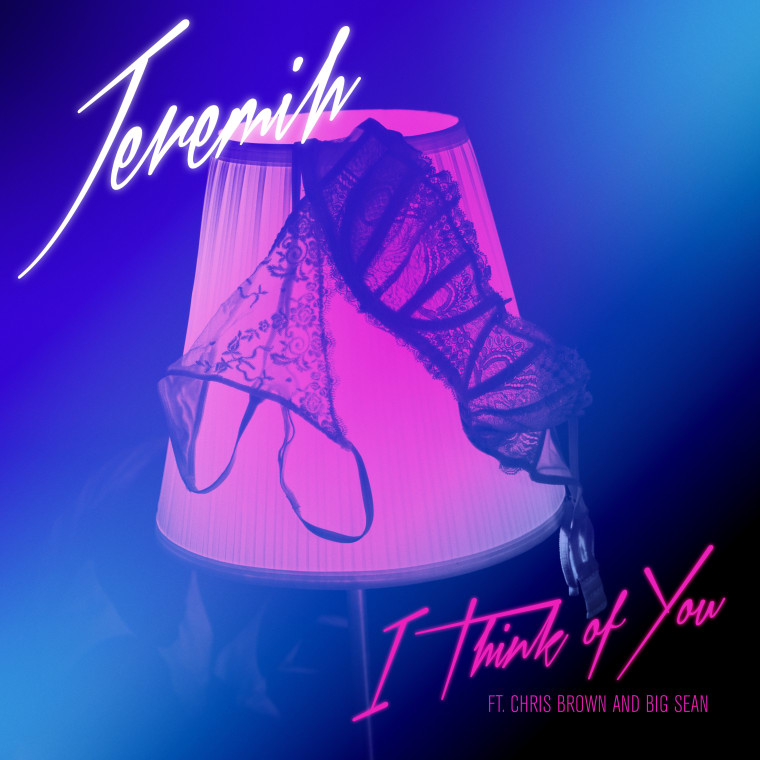 "Jeremih Teases ""I Think Of You"" Featuring Chris Brown And Big Sean"