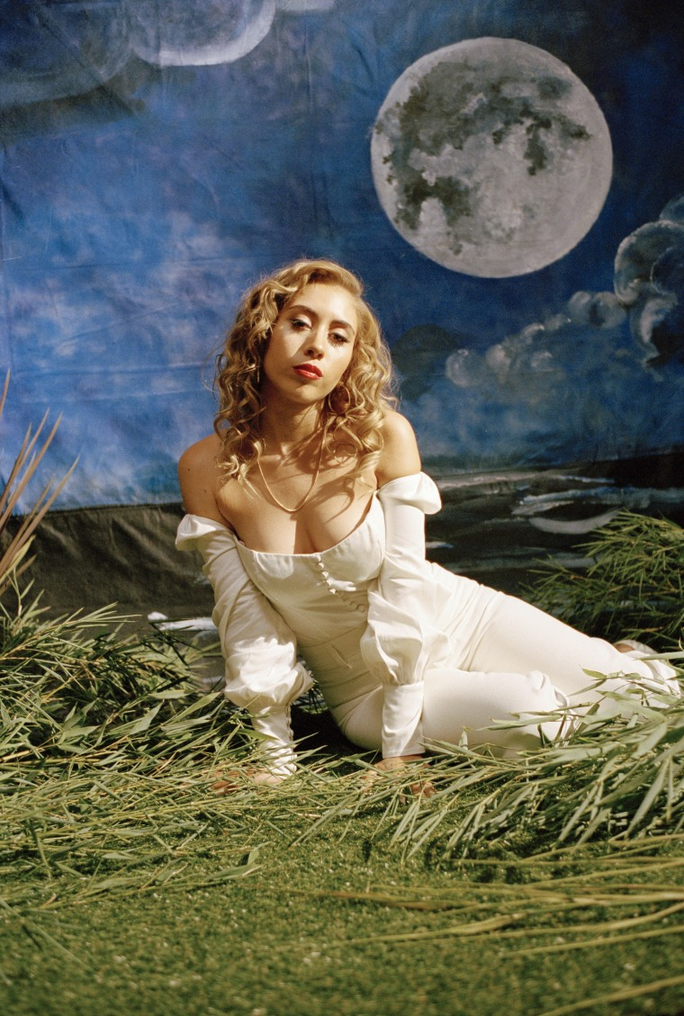At its core, <i>Isolation</i> is a conversation between Kali Uchis and herself