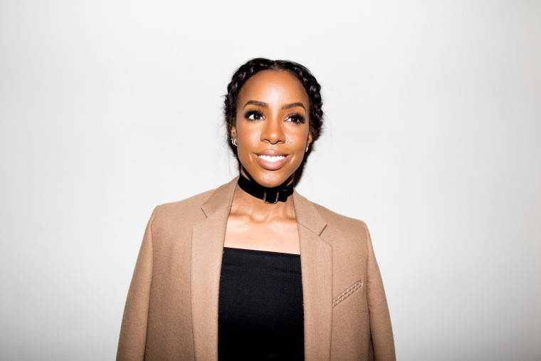 Kelly Rowland Is Making The Band In A Different Way
