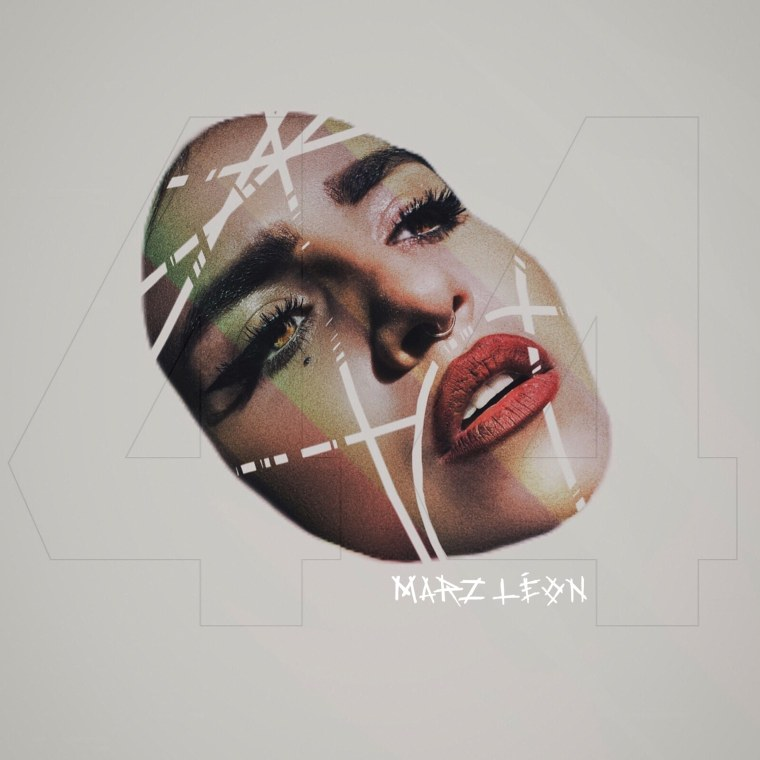 Listen To MARZ LÈON's Fluid Album <i>4 4</i>