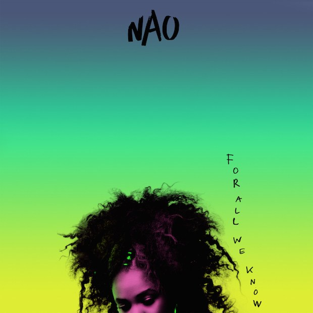 NAO To Release Debut Album <i>For All We Know</i> In July