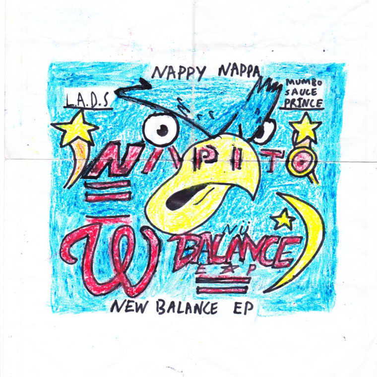 With The <i>New Balance</i> EP, NAPPYNAPPA Shows Promise On His Own Terms