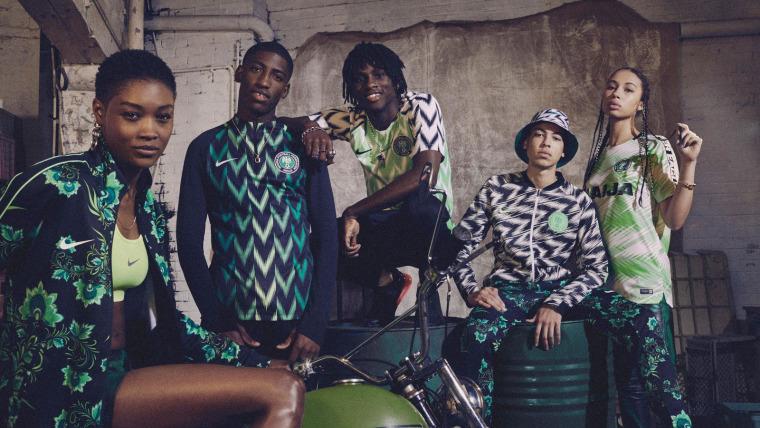 Nike's rad For Naija collection drops tomorrow
