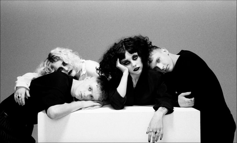 "Pale Waves shares a creepy-sexy video for ""My Obsession"""