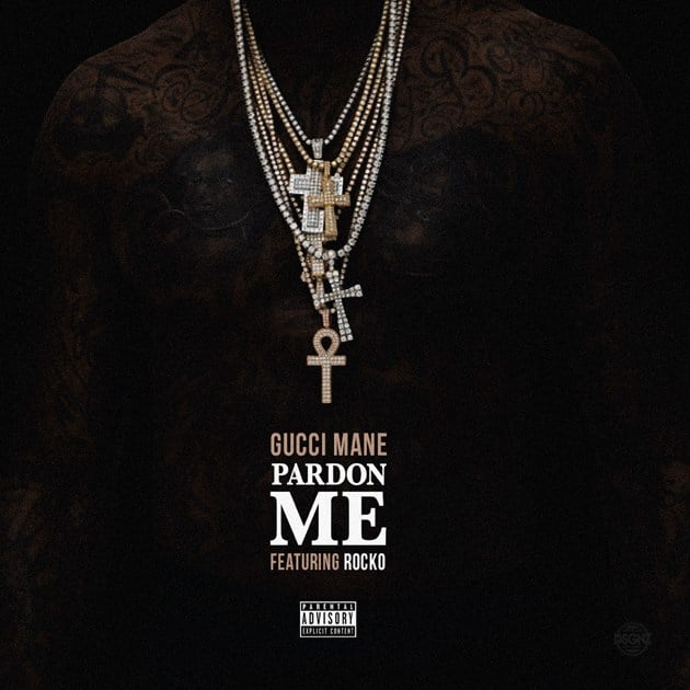 """Listen To Gucci Mane Team Up With Rocko On New Song """"Pardon Me"""""""