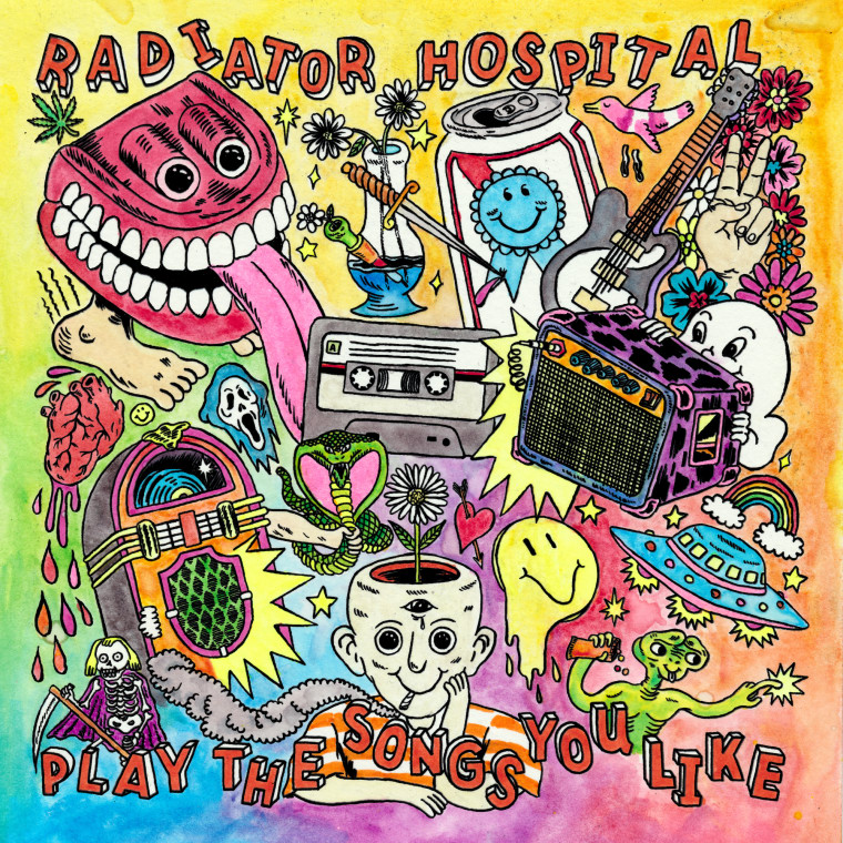 "Radiator Hospital Debuts ""Dance Number,"" The Lead Single From <i>Play The Songs You Like</i>"