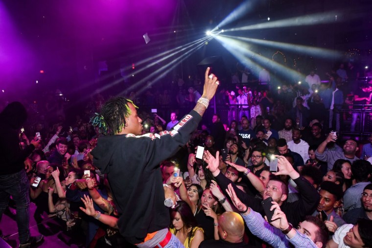 FADER and LIGHT present Rich The Kid in Las Vegas
