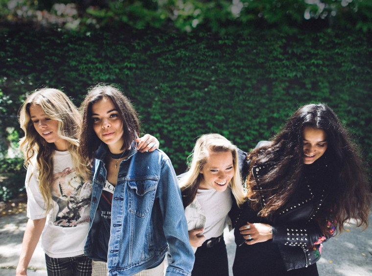 """The Aces Debut """"Baby Who,"""" A Very Sunny Breakup Jam"""
