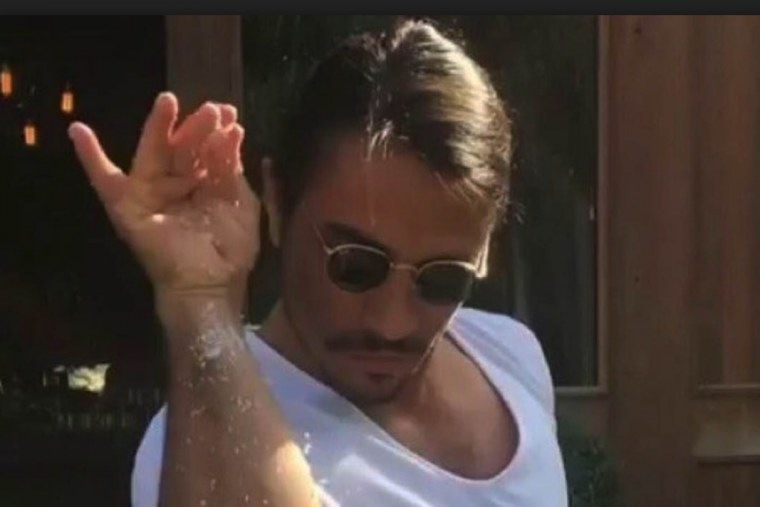 """Salt Bae"" Is Opening Restaurants In New York And London"