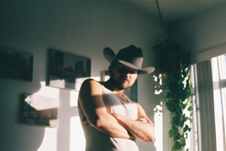 Sam Buck is pushing country music forward in a blatantly queer way