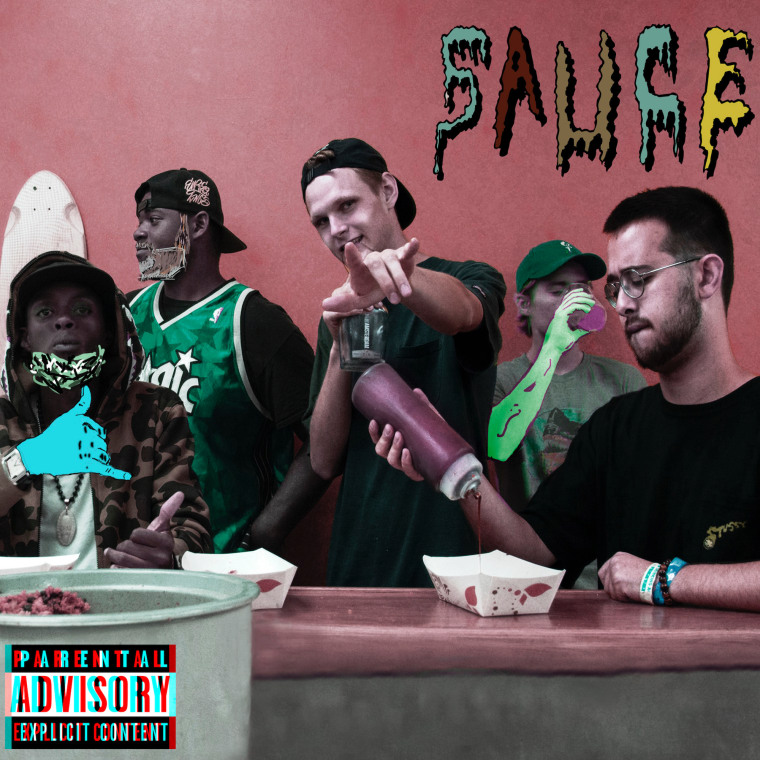 "Rome Fortune Jumps On Evan Stein And Eyukaliptus's Dynamic ""Sauce!"""