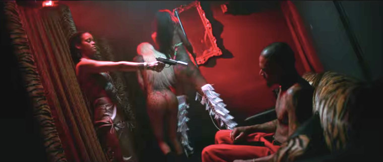 All The Men Rihanna Has Killed In Her Music Videos So Far