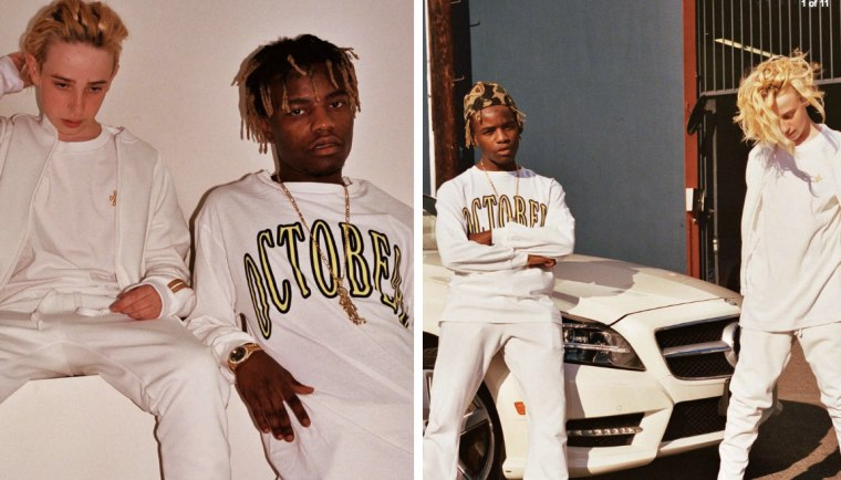 OVO's Newest Lookbook Is Ultra-Clean And Features Playboi Carti