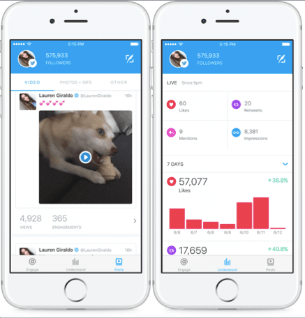Twitter Released An App For Celebrities Called Engage