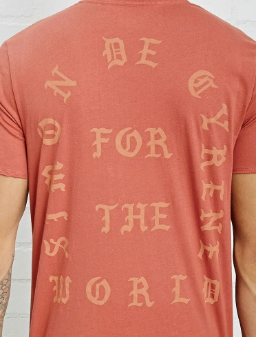 Forever21 Is Selling A Shirt That Looks A Lot Like Kanye West's <i>Pablo</i> Merch