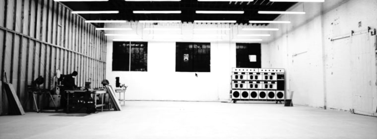 Frank Ocean Has A Tom Sachs Installation In His Video Art Project