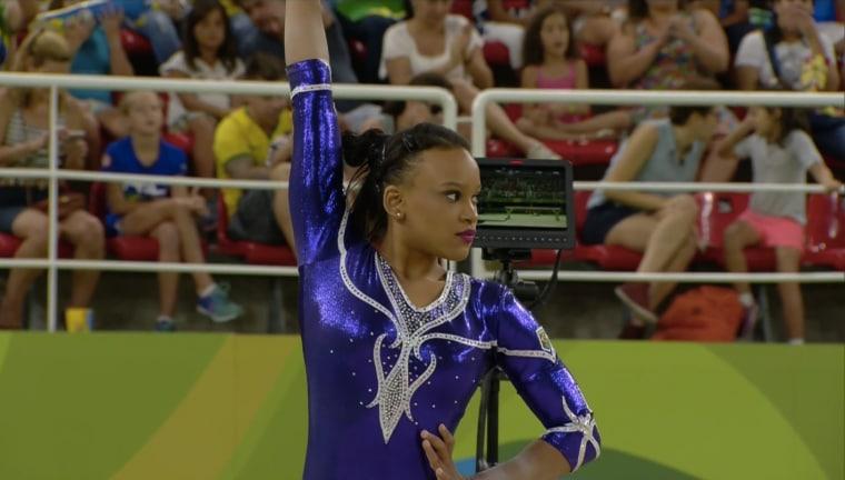 You Need To Watch This Brazilian Gymnast's Beyoncé Routine