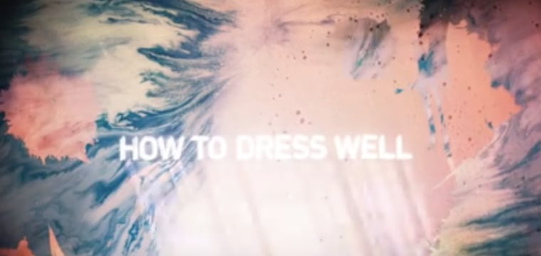 """Listen To New How To Dress Well Song """"What's Up"""""""