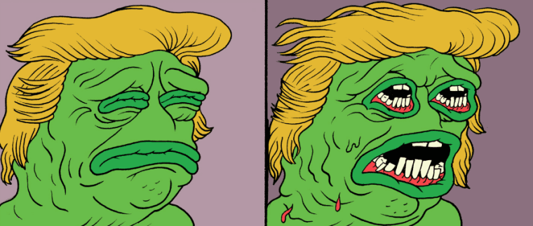 Pepe The Frog's Creator Shares New Comic, Announces #SavePepe Campaign