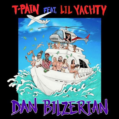 """T-Pain Recruits Lil Yachty For """"Dan Bilzerian"""""""
