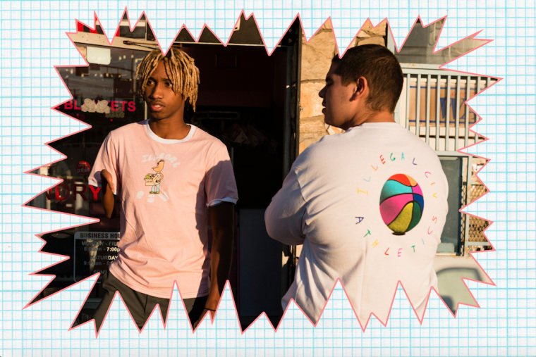 Illegal Civilization's New Skate Program Collection Is Here