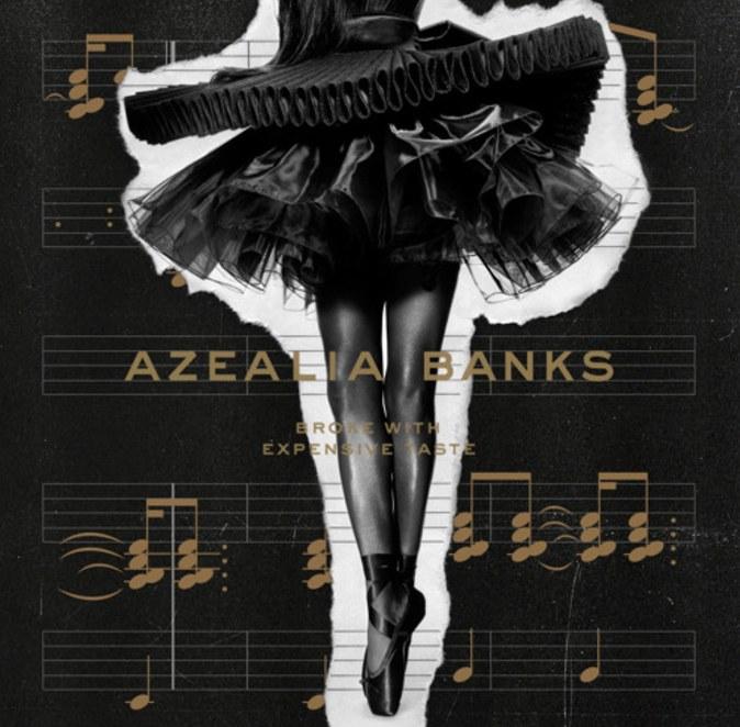 "Azealia Banks Is Back With New Single ""Crown"""